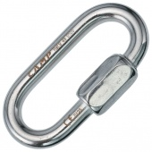 Карабин Oval 10 mm Stainless Steel Quick Link CAMP