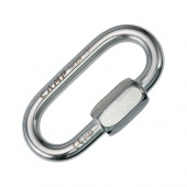 Карабин Oval 8 mm Stainless Steel Quick Link CAMP